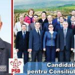 (P) Alegeri Locale 2016 – Prezentarea echipei de consilieri locali propusă de PSD Cugir – Laurențiu DUMA – 80 de ani, inginer