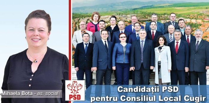 mihaela_bota_psd_cugir_consilier_local_2016