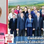 (P) Alegeri Locale 2016 – Prezentarea echipei de consilieri locali propusă de PSD Cugir – Monalisa BORZA – 49 de ani, profesor