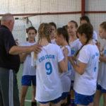 Junioarele de la CSO Cugir s-au impus în turneul amical de handbal desfășurat la Orăştie