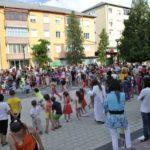 Aproximativ 1300 de copii au participat la Cugir la acţiunile organizate de ziua lor