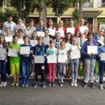 """Asociaţia """"Educator 2007"""" şi Şcoala Gimnazială """"Singidava"""" din Cugir i-au premiat pe cei mai merituoși elevi"""