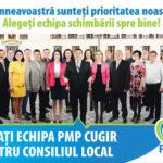 (P) Alegeri Locale 2016 – STOP NEPĂSĂRII! START IMPLICĂRII!