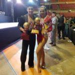 Simona Santos Petric, o româncă originară din Cugir, a devenit recent pentru a patra oară campioană mondială la Salsa