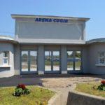 """Astăzi, la ora 16.00, are loc inaugurarea oficială a bazei sportive """"Arena Cugir"""""""