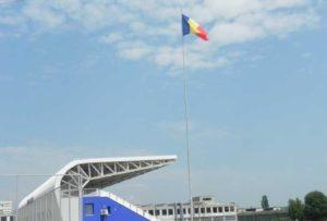 tricolor stadionul Cugir