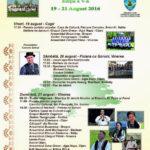Între 19 și 21 august are loc cea de-a V-a ediție a Festivalului Naţional de Dansuri şi Tradiţii Populare de la Vinerea. Vezi programul manifestărilor