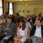 """Ieri s-a desfășurat la Cugir cea de-a cea de-a IV-a ediție a Conferinţei """"Profesorul Ion D. Lăzărescu, fondatorul școlii Românești de Teoria Aschierii"""""""