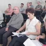 La Parcul Industrial Cugir,  Întâlnire pe tema unor priorităţi de investiţii