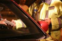 Dosar penal pentru un cugirean de 31 de ani, după ce a condus băut și a provocat un accident rutier pe Strada Râul Mare din Cugir