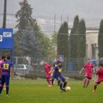 Visul frumos a luat sfârșit sub Drăgana: Metalurgistul Cugir – CSM Poli Iaşi 0-2 (0-0)