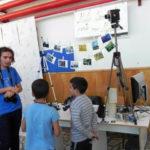 """Activități științifice, prezentări de artă, tradiție, folclor, jocuri și concursuri cu premii cu prilejul """"Nopții Cercetătorilor Europeni"""", organizată ieri la Cugir"""