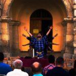 Trupa de teatru Skepsis din Alba Iulia va susține o serie de spectacole pentru comunitățile din Cugir și Vinerea