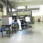 Firma Tecno Plast din Cugir a inaugurat recent o vopsitorie modernă