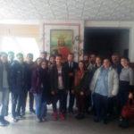 """O delegație de la Colegiul Național """"David Prodan"""" din Cugir a fost oaspetele municipiului Chișinău, în cadrul săptămânii """"Școala Altfel"""""""