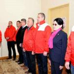 PSD Alba și-a prezentat astăzi la Casa de Cultură din Cugir candidații la ALEGERILE PARLAMENTARE din 11 decembrie