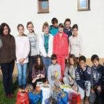 """Între 14 și 18 noiembrie 2016, la Şcoala """"Ioan Mihu"""" din Vinerea a avut loc Campania Socială """"Săptămâna fructelor și legumelor donate"""""""