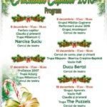 """Mâine, 6 decembrie 2016: """"Crăciunul copiilor"""", la Cugir. Cadouri de Moș Nicolae, concerte cu Narcisa Suciu, Ducu Bertzi, The Puzzle și formații locale, pe scena ridicată în centrul orașului"""