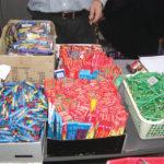 Dosar penal pentru adimistratorul unei societăți comerciale din Cugir după ce polițiștii au găsit obiecte pirotehnice expuse la vânzare