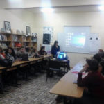 """Şcoala Postliceală Med Farm """"Speranţa"""" din Cugir a organizat cea de-a IV-a ediție a sesiunii de comunicări ştiinţifice cu tema """"Consecvenţă şi profesionalism în profesia de asistent medical"""""""