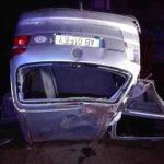 Un tânăr de 19 ani, din Vințu de Jos, și-a pierdut viața după ce s-a izbit cu mașina de zidul de protecție al autostrăzii A1, la Șibot