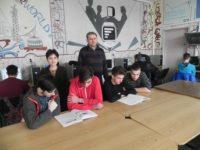 """Patru elevi de la Colegiului Tehnic """"Ion D. Lazarescu"""" din Cugir s-au calificat la faza judeteană a Olimpiadei de """"Tehnologii"""""""
