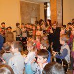 """Școala Gimnazială """"Singidava"""", în parteneriat cu Casa de Cultură din Cugir, a lansat proiectul de parteneriat """"Curcubeul copilăriei – Ateliere creative pentru preșcolari"""""""