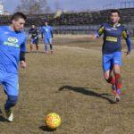 Duș rece, sub Drăgana, în ultimul amical al iernii: Metalurgistul Cugir – Performanţa Ighiu 0-3 (0-1)