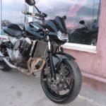 Tânăr de 20 de ani din Șibot, surprins de polițiști în timp ce conducea o motocicletă neînmattriculată