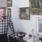 De vorbă cu pictorul cugirean Viorel Liviu Maga