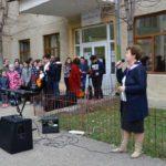"""Ziua Internațională a Femeii sărbătorită de elevii și cadrele didactice de la Școala Gimnazială Nr. 3 din Cugir, prin proiectul educativ """"De ziua ta"""""""