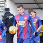 Claudiu Maftei, jucător al Metalurgistului Cugir, convocat la o acţiune a Naţionalei Under 21 a României