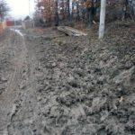 """Proprietarii de pe """"Calea Dumbrăvii"""" din Cugir, nemulţumiţi de starea drumului. Vezi ce spun edilii oraşului"""