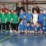 """Etapa județeană a """"Cupei Tymbark"""" la fotbal a fost câștigată de echipa Școlii Gimnaziale Nr. 3 din Cugir"""