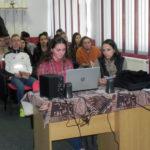 Marele poet Nichita Stănescu, omagiat de elevii și cadrele didactice de la cele două colegii din Cugir