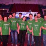 """Echipa Colegiului Tehnic """"Ion D. Lăzărescu"""" din Cugir s-a clasat pe locul 9 la competiția națională de Robotică """"First Tech Challenge"""""""