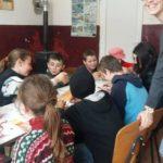 1 Martie sărbătorit de elevii și cadrele didactice de la Școala Gimnaziala din Ceru Băcăinți
