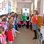 """Școala Gimnazială ,,Ioan Mihu"""" din Vinerea, parteneră în proiectul """"Împreună pentru o natură mai curată"""""""