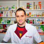 """""""Suntem o farmacie serioasă, care se implică activ, oferind mereu valoare pacienţilor şi oamenilor din jurul nostru""""  – Interviu cu farmacistul Bogdan Petric – Farmacia """"Farmex"""" Cugir"""