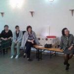 """Proiectul """"Școala Familiei"""" a continuat, la Biserica """"Sfinții Trei ierarhi"""" din Cugir, prin prezentarea  modulului """"Autoritatea parentală"""""""