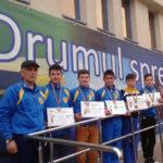 Rezultate deosebite obținute de altleții clubului CSO Cugir la Campionatul național de cros pentru copii și juniori, de la Botoșani