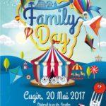 """Sâmbătă, 20 mai 2017: Mega-concert la Cugir cu Carla's Dreams, Feli și Holograf în cadrul evenimentului """"Family Day"""" by STC"""