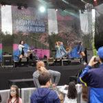 """3000 de persoane au participat la prima ediție a """"Festivalului Primăverii"""" organizat la Cugir"""