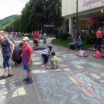 """Peste 600 de copii au participat astăzi, 1 iunie 2017, la manifestările organizate cu prilejul """"Zilei Internaționale a Copilului"""" la Cugir"""