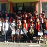 """21 de absolvenți ai Școlii postliceale de asistenți medicali și farmaciști """"Med-Farm Speranța"""" din Cugir au încheiat cursurile"""