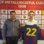 Mijlocașul Alexandru Sorian a semnat cu Metalurgistul Cugir