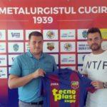 Fundaşul Cosmin Suciu (Naţional Sebiş) a semnat cu Metalurgistului Cugir