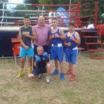 """Rezultate remarcabile obținute de boxerii de la CSO Cugir, la Turneul Internațional """"Cupa Bihorului"""""""