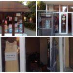 Un magazin second hand și un chioșc de ziare, prădate de hoți la Cugir