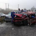 Un bărbat a decedat după ce intrat într-o depășire neregulamentară și a provocat o coliziune între 4 autoturisme, între Șibot și Cugir